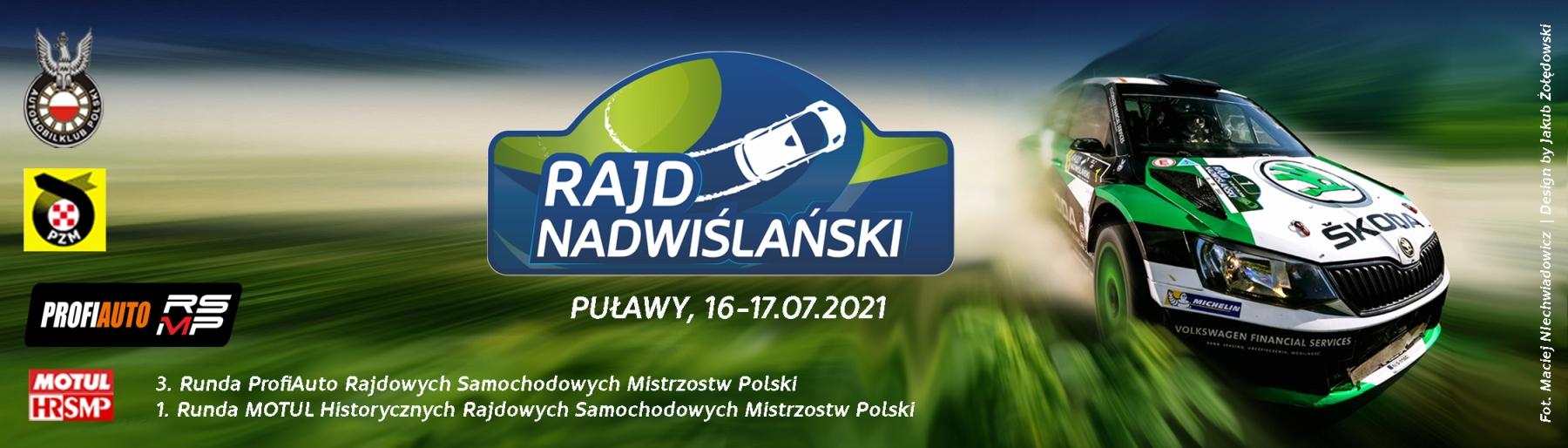 Rajd Nadwiślański 2021